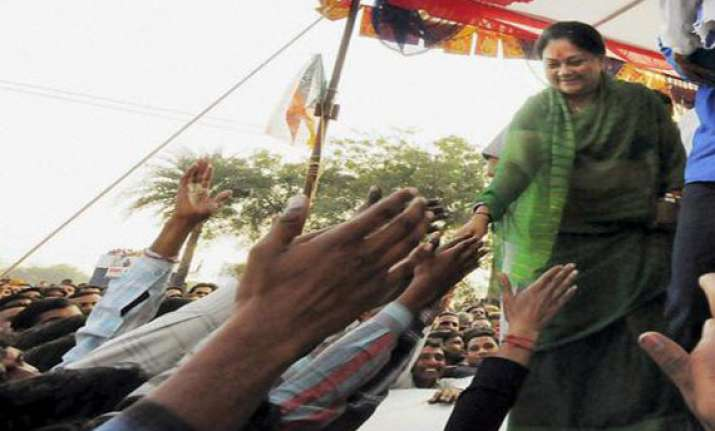 campaign to end tomorrow for 20 ls seats in rajasthan