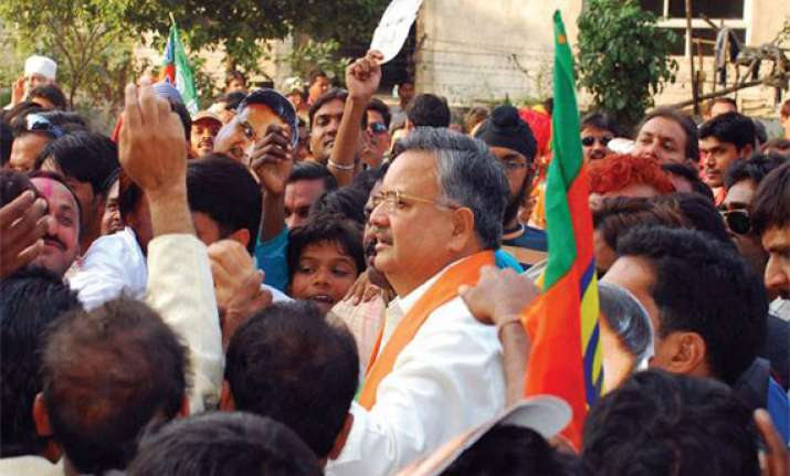 campaigning for second phase of polls in chattisgarh ends