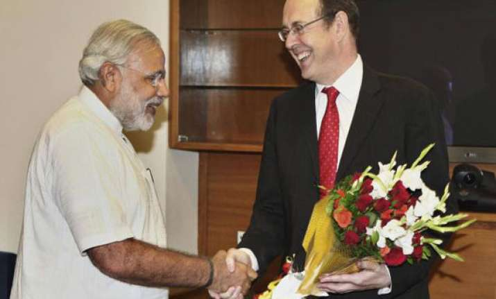 can t ignore gujarat if we want strong ties with india says