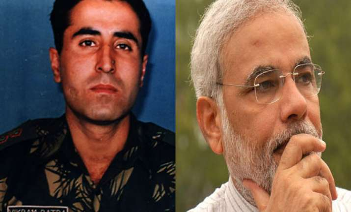 capt batra s family upset with modi exploiting his name