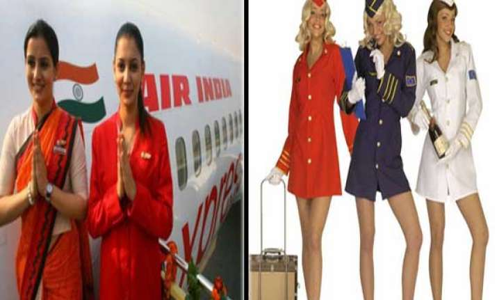 career options a job as air hostess can be a lucrative one
