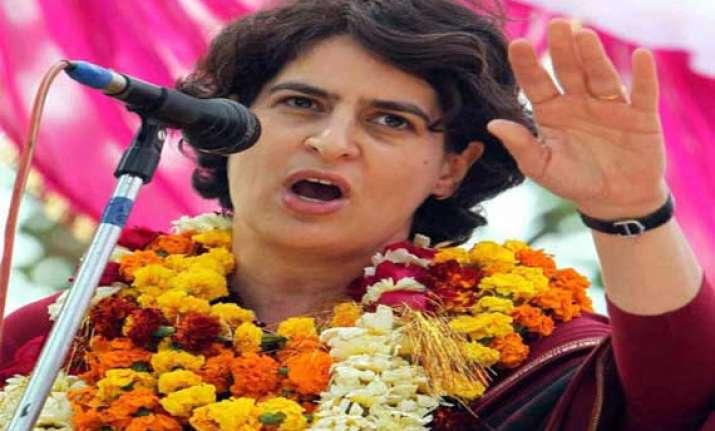 cases against priyanka gandhi to be heard on may 19