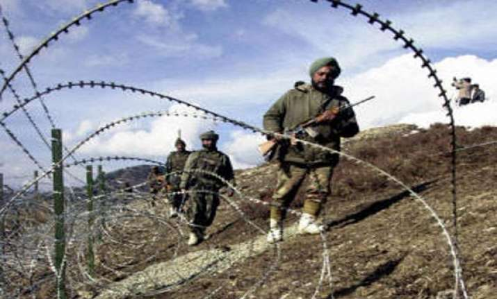 ceasefire violation in kashmir by pakistan says army