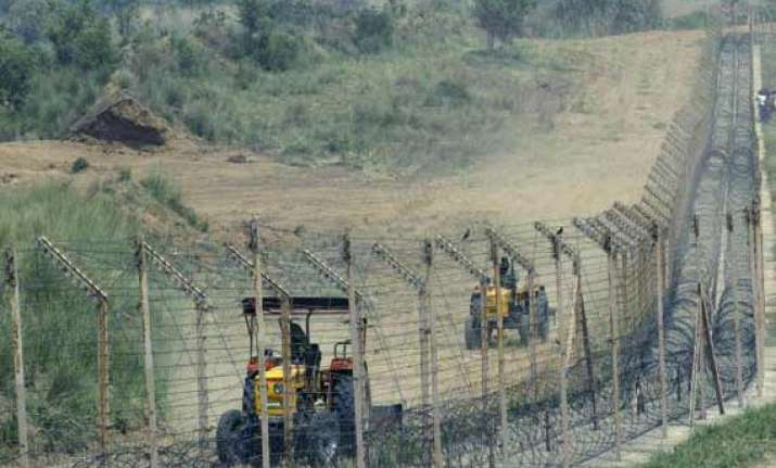 ceasefire violation bsf lodges protest with pak rangers
