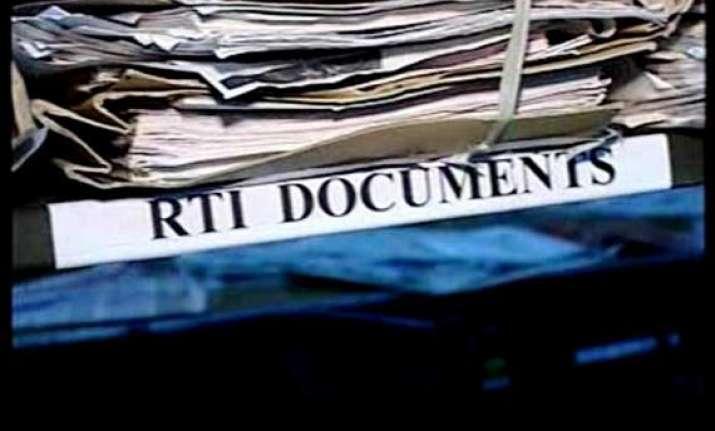 centre announces grant for states to simplify rti process