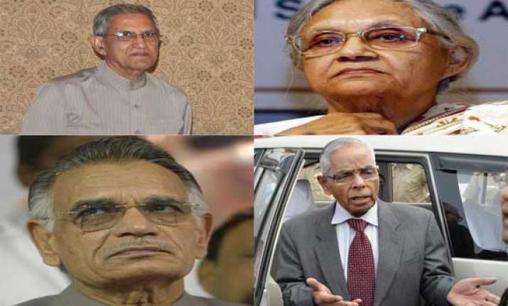 centre asks 5 governors to resign governors refuse sources