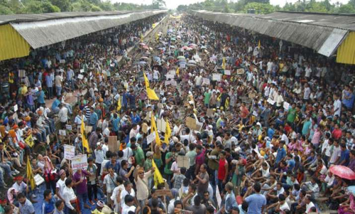 centre may set up committee to study viabiliy of bodoland