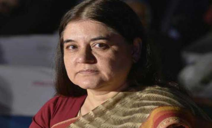 centre ready to launch rape crisis centres maneka