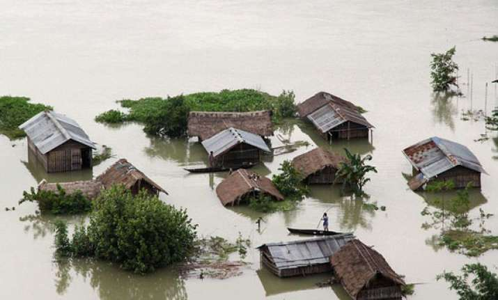 centre sanctions 28 flood management schemes for assam