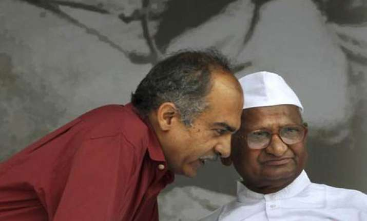 changes suggested in lokpal bill non negotiatble team anna