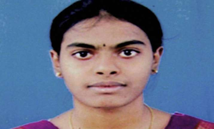 chennai bomb blasts tcs employee who lost her life was to