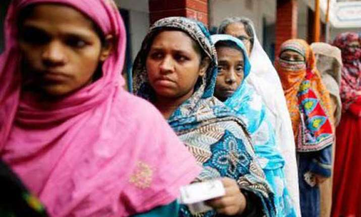 chennai pulls down the polling percentage in tamil nadu