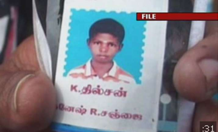retd lt col arrested for chennai boy killing
