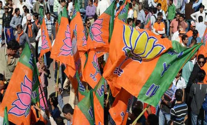 chhatisgarh bjp wins 2 seats leads in 7 congress ahead in 2