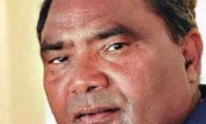 chhattisgarh govt offers menial jobs to kin of congress