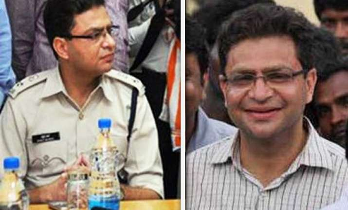 chhattisgarh ips officer rahul sharma s father alleges he