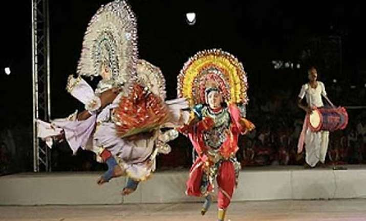 chhau dance guru makar dhwaja darogha dies