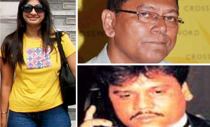 chhota rajan revealed jigna s involvement in j. dey murder