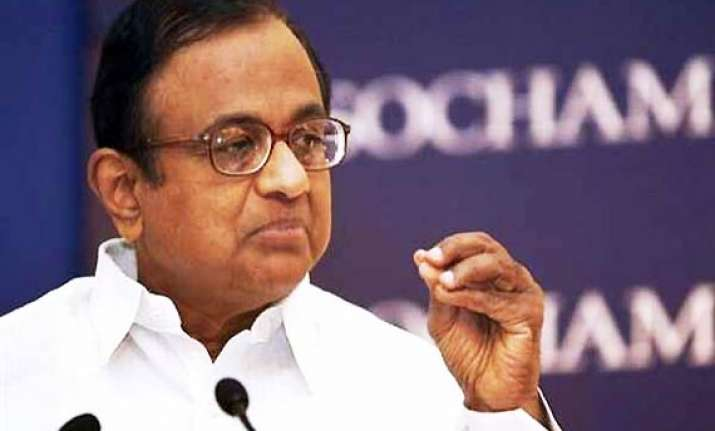 chidambaram has doubts about uidai data collection process