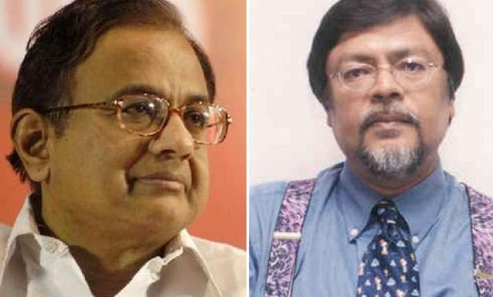 chidambaram in crisis again report alleges misuse of office