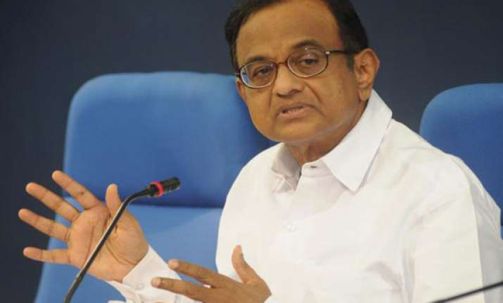 chidambaram must resign says bjp