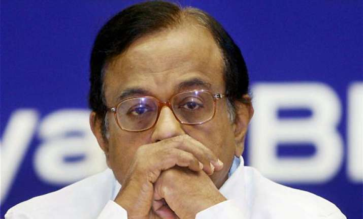 chidambaram regrets faux pas by senior law officer in sc on