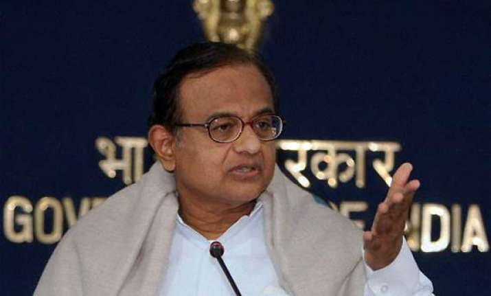 chidambaram to visit cyclone ravaged villages in puducherry