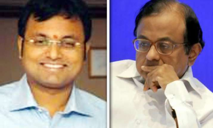 chidambaram s son allegedly involved in ambulance scam