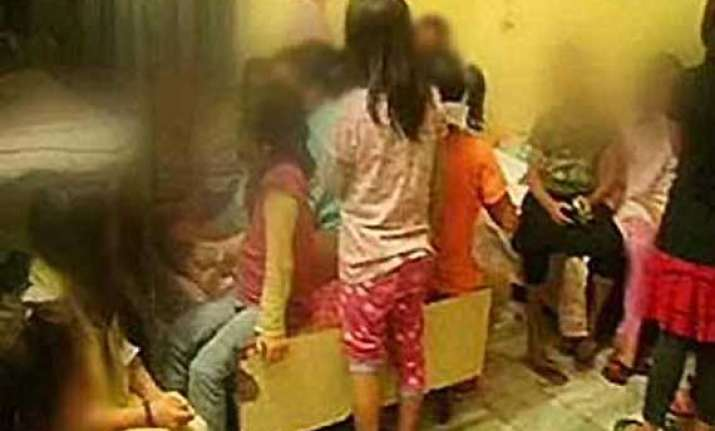 children rescued from illegal homes in jaipur