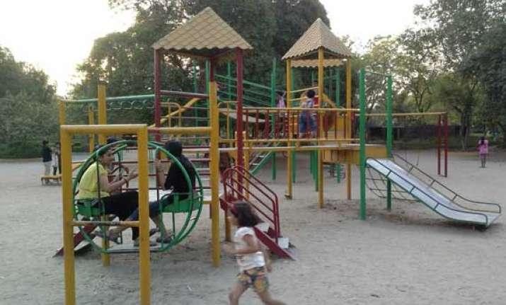 children s parks in delhi like death traps court told