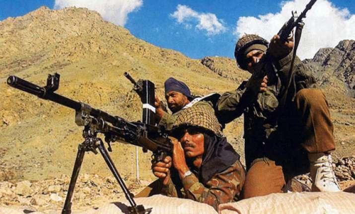 china could do kargil on india warns idsa