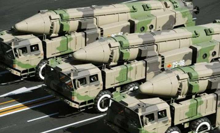 china deploys css 5 medium range ballistic missiles on