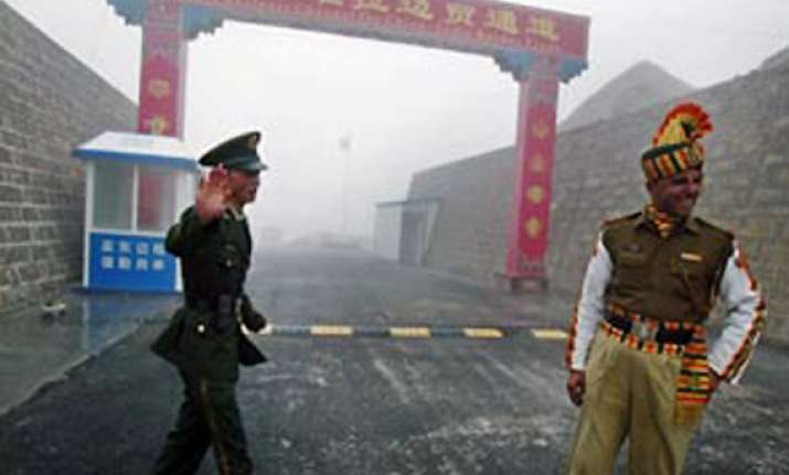 16 chinese arrested for crossing over to india