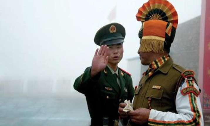 chinese troops prevent jawans from patrolling in ladakh