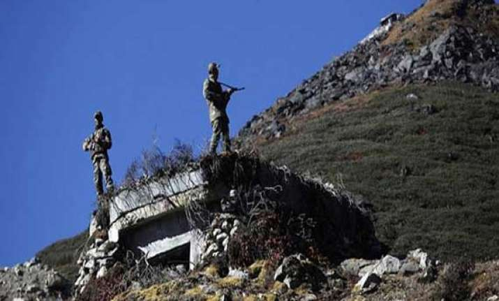 chinese troops make 2 incursion attempts in ladakh