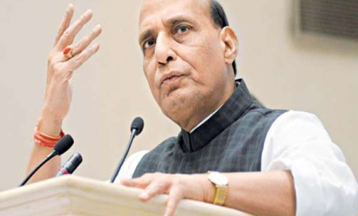 chinese withdrew from demchok after flag meeting rajnath