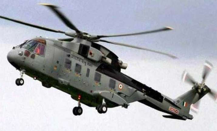 chopper scam former air chief s cousin sanjeev tyagi