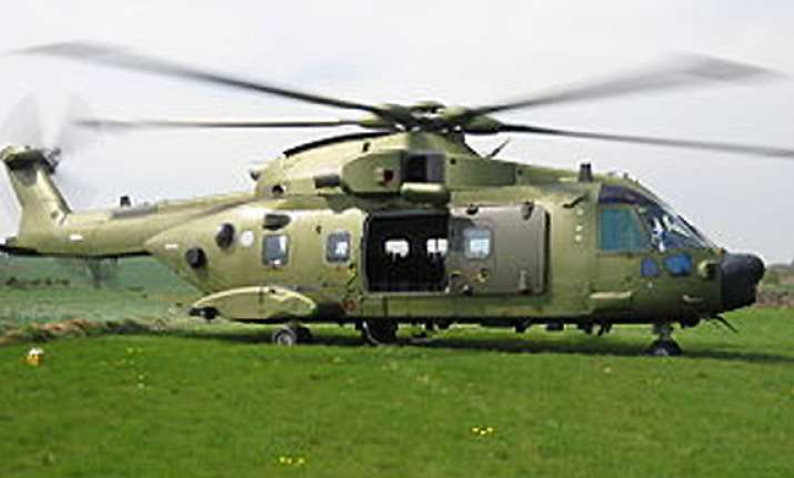 chopper scam italian phone tap reveals payoffs in indian