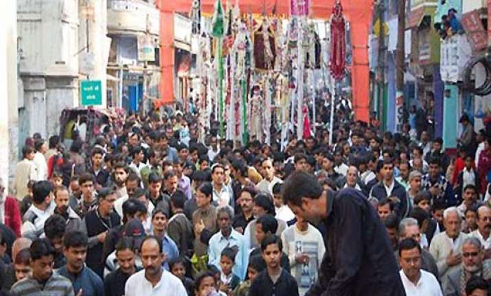 clashes in up bihar during muharram