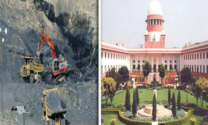 coal scam cbi files status report in sc