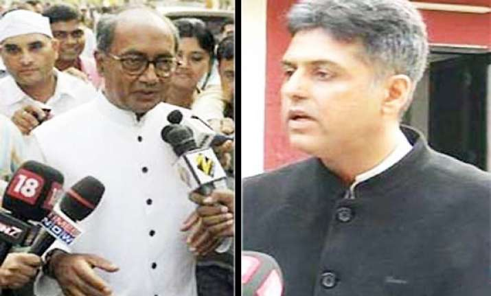cong ambivalent on digvijay s letter to hazare