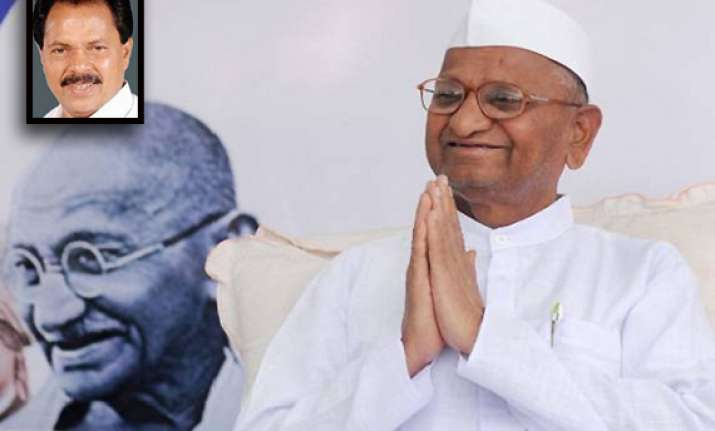 cong miffed with thomas over personal venture on anna