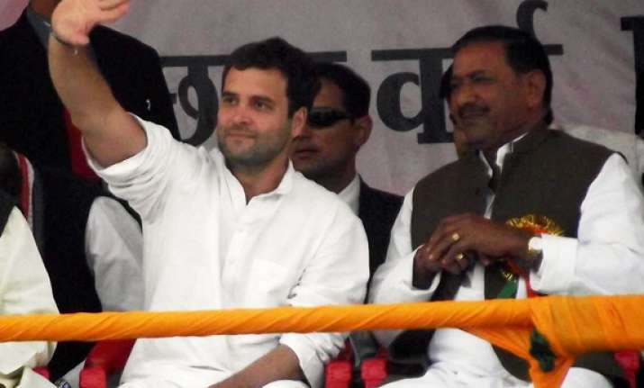 cong not to rest till strong lokpal bill is passed rahul