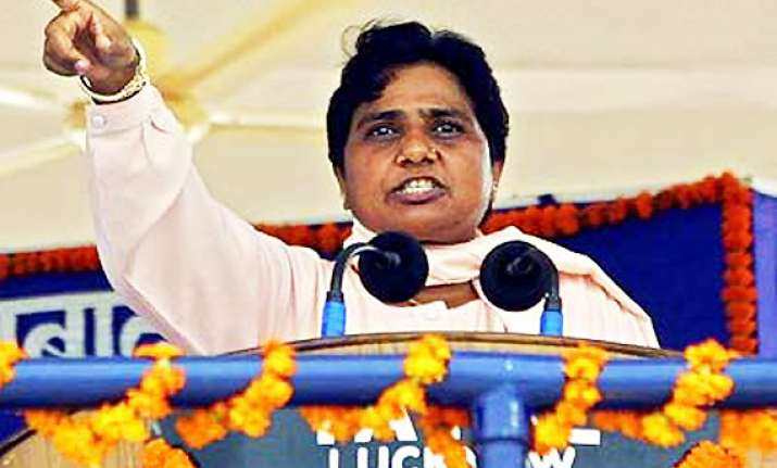 cong sp bjp all involved in scams says mayawati