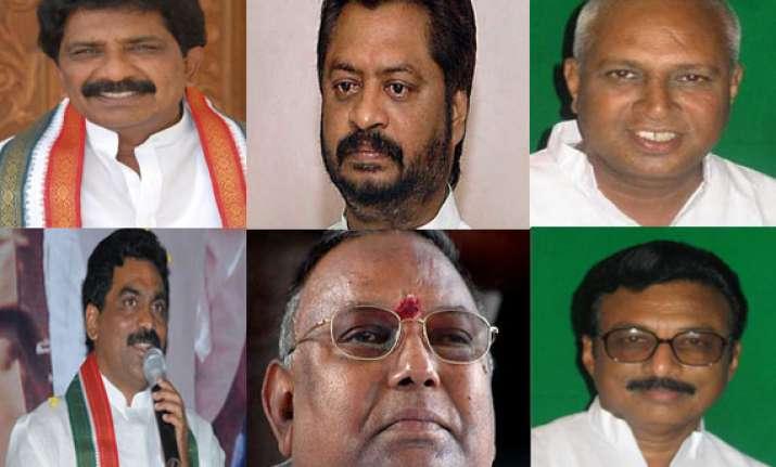 congress expels 6 seemandhra mps