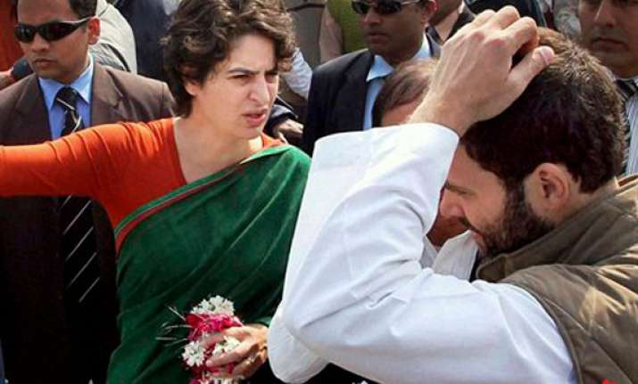 congress banking on gandhis to improve rae bareli tally