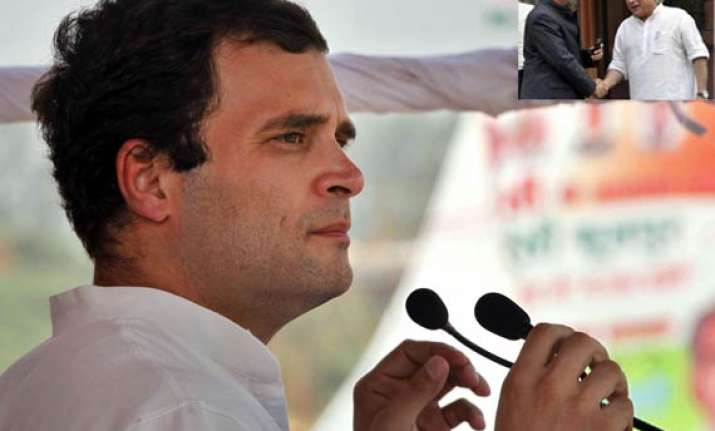 congress fears fdi in retail can mar rahul s prospects in