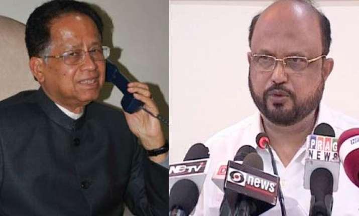 congress hopeful of third consecutive term in assam