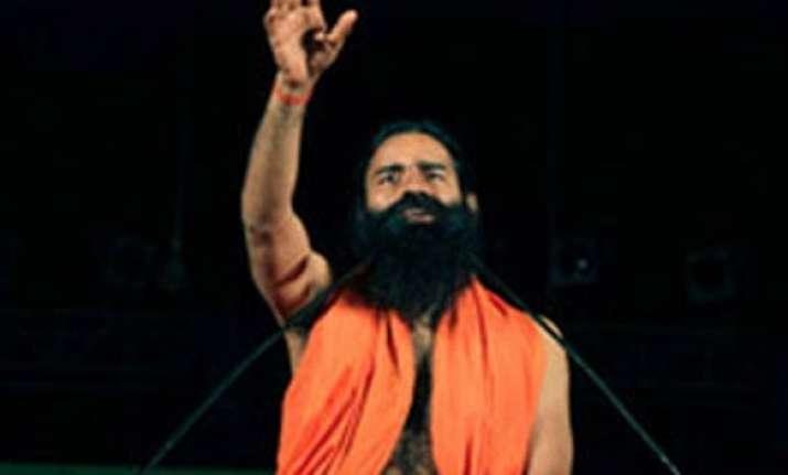 congress mp denies calling ramdev bloody indian