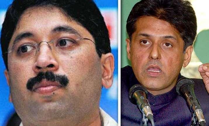 congress says maran s exit will not impact upa
